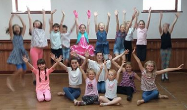 Mamma Mia Summer Workshop